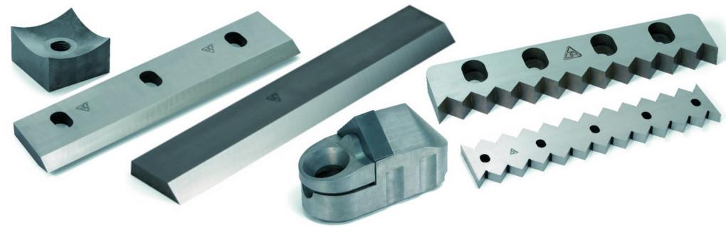 Utensili per la lavorazione della plastica - Tools for plastic recycling